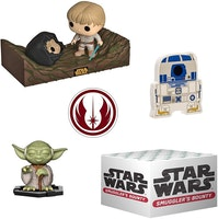 Funko Star Wars Smuggler's Bounty Box, Dagobah Theme