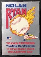 1991 Nolan Ryan Texas Express Trading Card Series