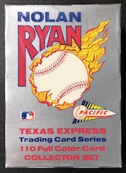 1991 Nolan Ryan Texas Express Trading Card Series
