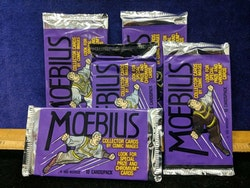 1993 Moebius Comic Images Collector Cards (Löspaket)