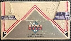 1991-92 Upper Deck French Edition (Löspaket)