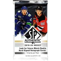 2019-20 SP Authentic (Hobby Pack)