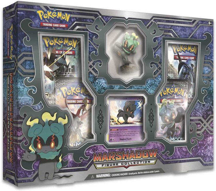 Marshadow Figure Collection Pokemon