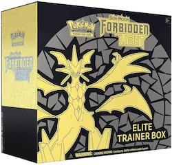 Sun & Moon SM6 Forbidden Light Elite Trainer Box Pokemon