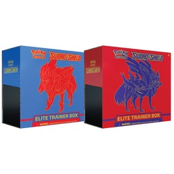 Sword & Shield SWSH01 Elite Trainer Box Pokemon