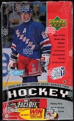 1998-99 Upper Deck Series 2 (Hobby Box)