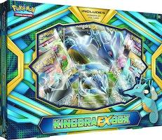 Kingdra EX Box Gift Set Pokemon
