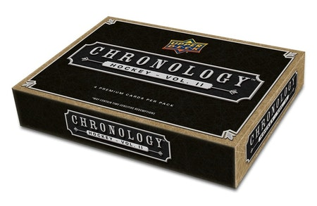 2019-20 Upper Deck Chronology Volume 2 (Hobby Box)