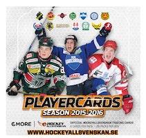 2015-16 Hockeyallsvenskan Playercards (Hel Box)