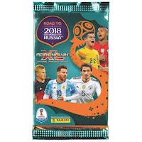 2018 Panini Adrenalyn XL Road to World Cup Russia (Löspaket)