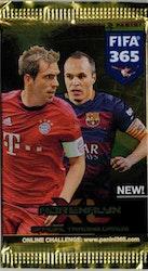 2015-16 Panini Adrenalyn XL FIFA 365 (Löspaket)