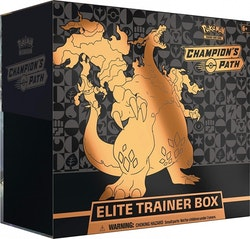 Pokemon Champion's Path (Elite Trainer Box)