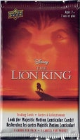 Disney's The Lion King Trading Cards (Upper Deck 2020)