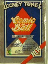 1990 Upper Deck LOONEY TUNES COMIC BALL (Löspaket)