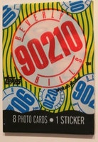 1991 Topps - Beverly Hills 90210 Trading Cards Pack