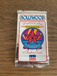 1992 Hollywood Premiere Walk Of Fame Trading Card Pack