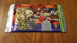 Jonny Quest The Real Adventures Upper Deck Quest Files (Löspaket)