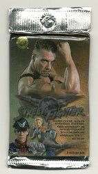1994 Pyramid Street Fighter Trading Cards