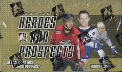 2009-10 ITG Heroes & Prospects (Hobby Box)