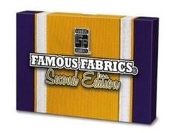 2010-11 ITG Famous Fabrics Second Edition (Hobby Box)