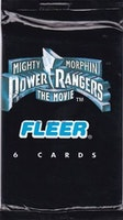 Troll and Toad Mighty Morphin Power Rangers Movie Booster Pack (Fleer 1995)