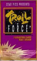 1992 Star Pics Troll Force (Löspaket)