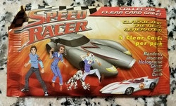 Speed Racer Collectable Card Game (2008)
