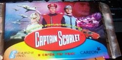 2001 Cardz Inc Captain Scarlet Premium Trading Card Pack