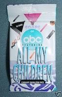 1991 Star Pics ALL MY CHILDREN Cards (Löspaket)
