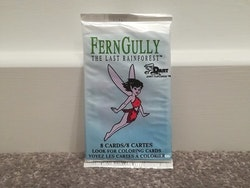 FernGully Last Rainforest Trading Card Pack