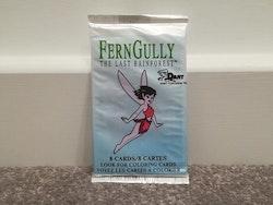 FernGully Last Rainforest Trading Card Pack