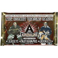 2001-02 Pacific Adrenaline (Hobby Pack)