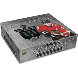 2020-21 Artifacts (Hobby Box)