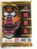 1997-98 Pinnacle (Löspaket)