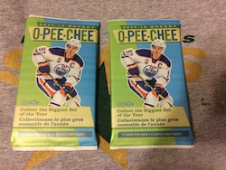 2017-18 O-Pee-Chee (Blaster Pack)