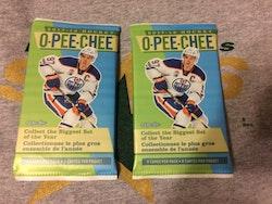 2017-18 O-Pee-Chee (Blaster Pack)