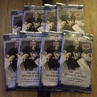 2013-14 Artifacts (Retail Pack)