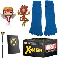 Marvel Collector Corps: Funko Subscription Box - X-Men Theme, January 2019