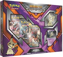 Pokemon Mimikyu Sidekick Collection