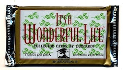 1996 It's a Wonderful Life Trading Card Pack