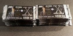 Topps X-FILES Season 2 trading card Pack