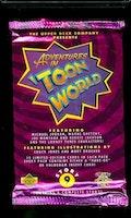 1993 Upper Deck Adventures in 'Toon World (Löspaket)