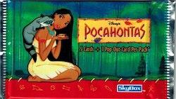 1996 Skybox Pocahontas (Movie) Trading Card Pack