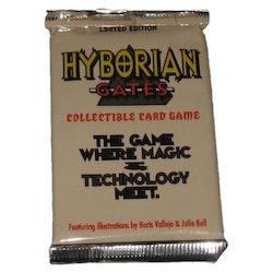1995 HYBORIAN GATES TRADING GARDS (Löspaket)
