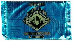 1995 Fleer Ultra ReBoot Premiere Edition (Löspaket)