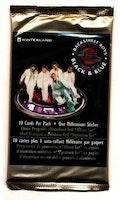 2000 Winterland Backstreet Boys Trading Card Pack