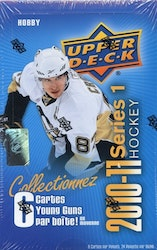 2010-11 Upper Deck Series 1 French (Hockey)