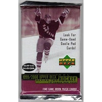 1999-00 Upper Deck Series 2 (Retail Pack)