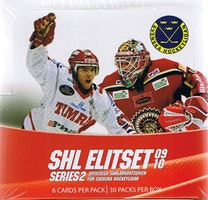 2009-10 SHL Elitset Series 2 (Hobby Box)