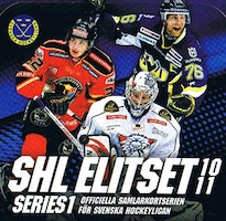 2010-11 SHL Elitset Series 1 (Hobby Box)